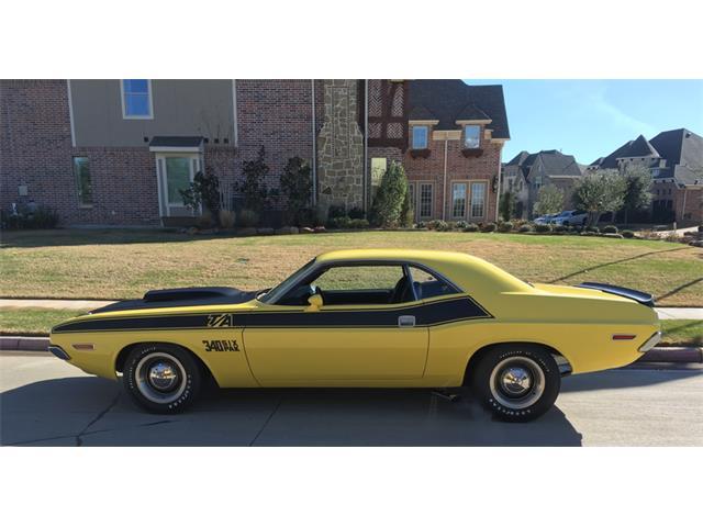 1970 Dodge Challenger T/A | 935165