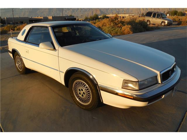 1990 Chrysler TC by Maserati | 935172