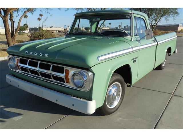 1968 Dodge D100 | 935175