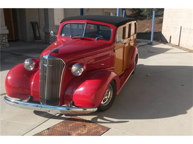 1937 Chevrolet Woody Wagon | 930518