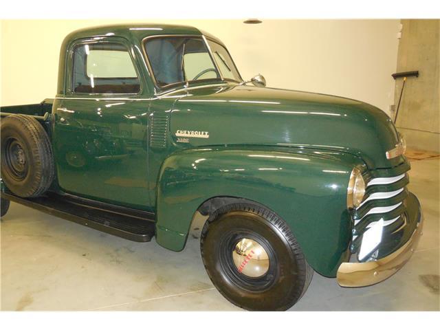 1950 Chevrolet 3600 | 935186