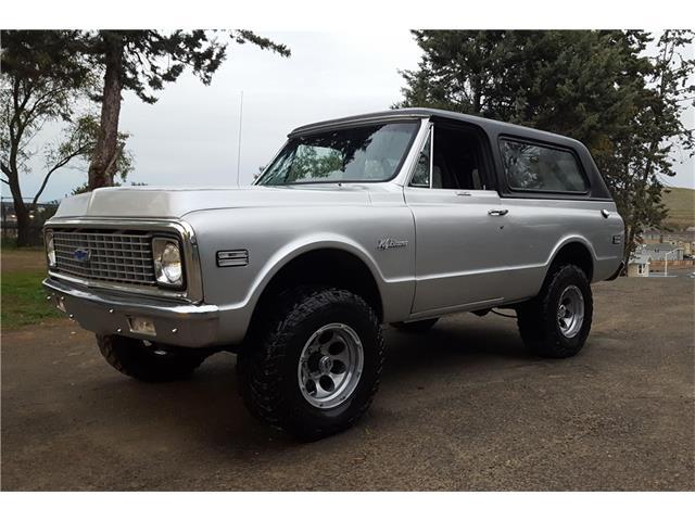 1972 Chevrolet K5 Blazer | 935188