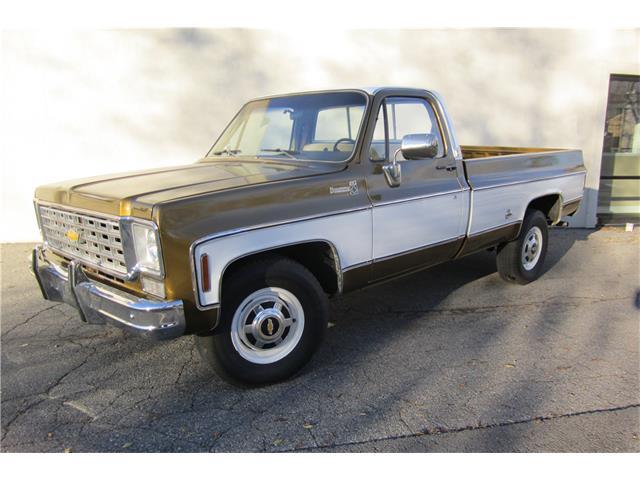 1976 Chevrolet C/K 20 | 935189