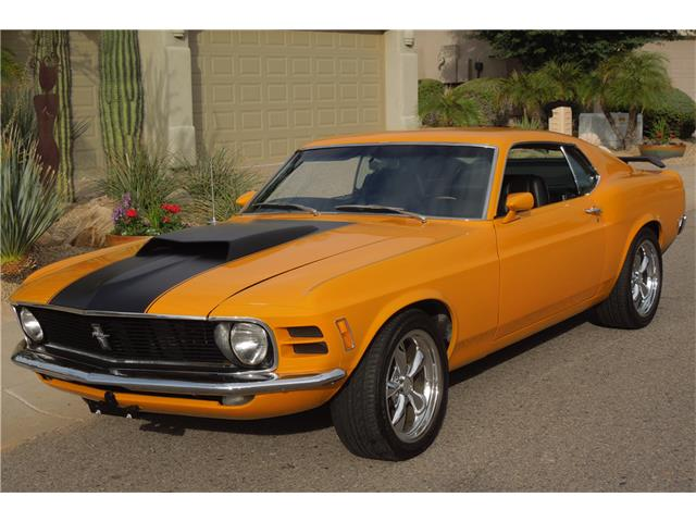1970 Ford Mustang | 935193