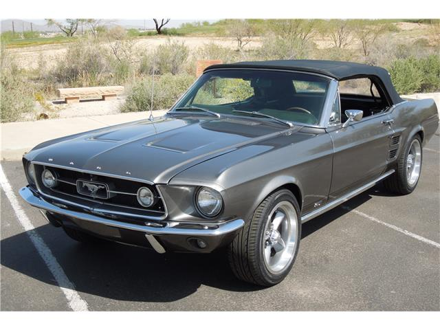 1967 Ford Mustang   935196