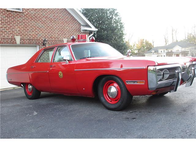 1972 Plymouth Fury III | 935202