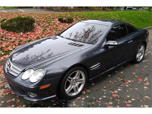 2008 Mercedes-Benz SL55 | 935218