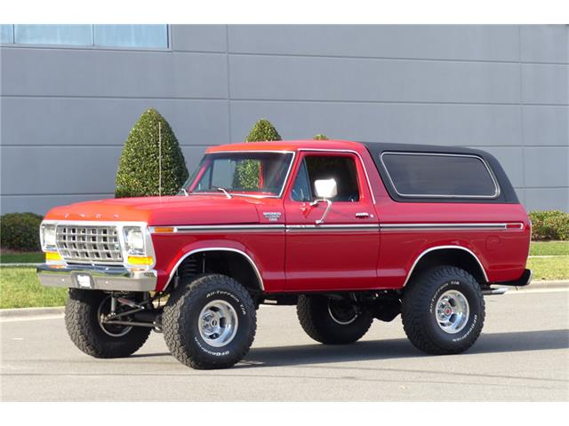 1979 Ford Bronco | 935223