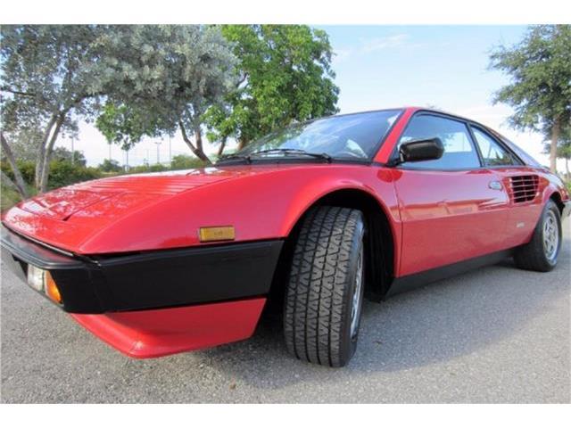 1981 Ferrari Mondial | 935225