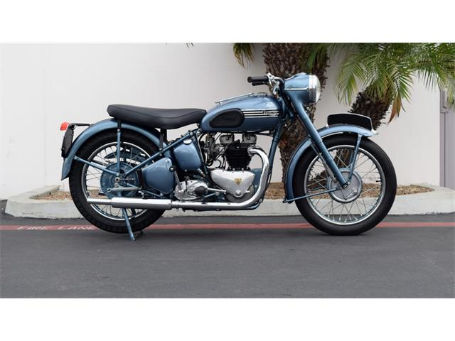 1954 Triumph Motorcycle | 935227