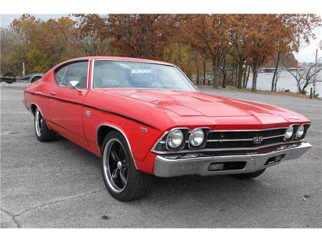 1969 Chevrolet Chevelle SS | 935228