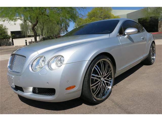 2004 Bentley Continental | 935235