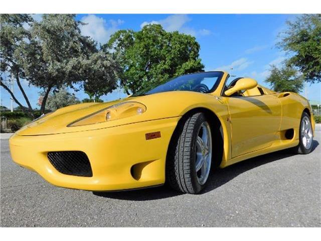 2004 Ferrari 360 | 935242