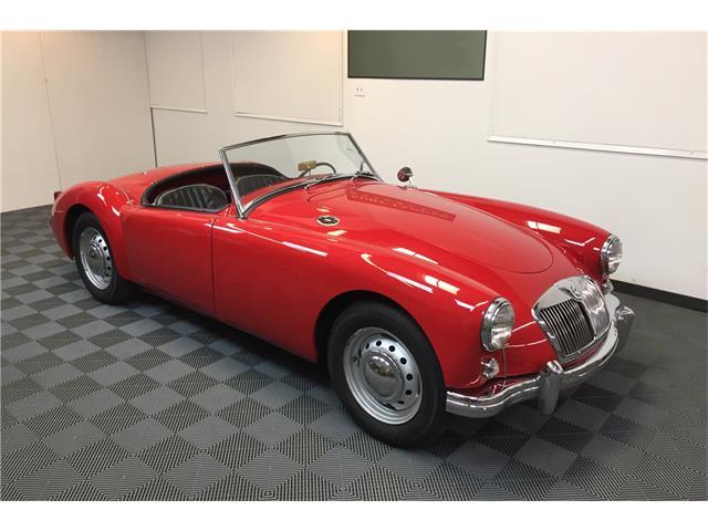 1958 MG MGA   935246