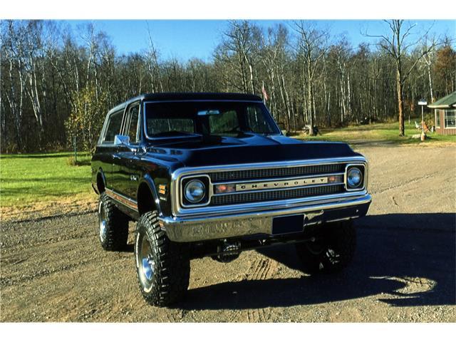 1970 Chevrolet K5 Blazer | 935251