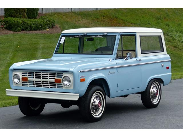1970 Ford Bronco | 935257