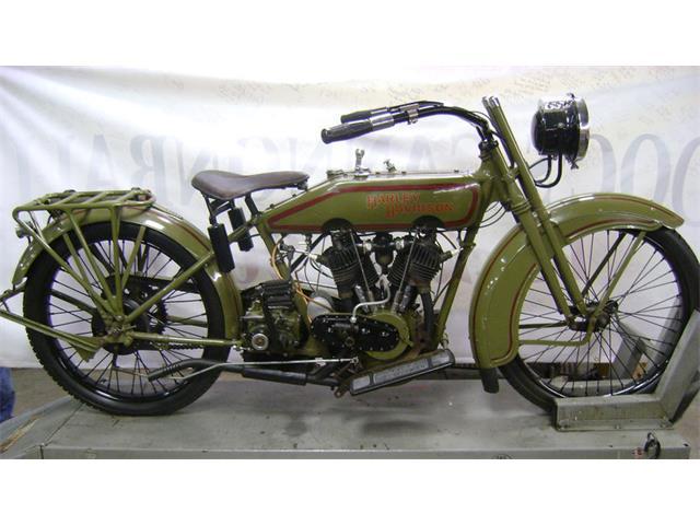 1922 Harley-Davidson F Model | 935262