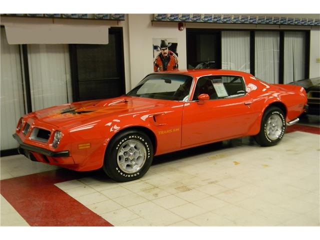 1974 Pontiac Firebird Trans Am | 935278