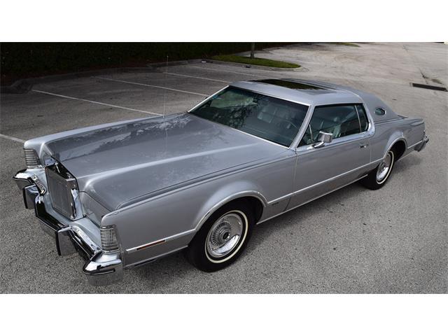 1975 Lincoln Continental Mark IV | 935291