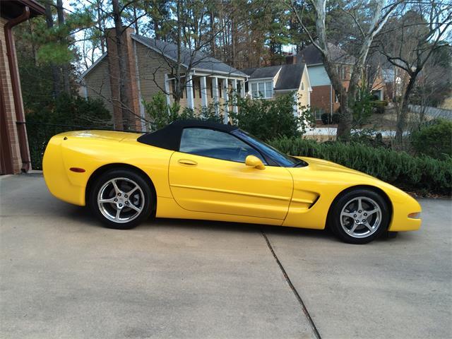 2003 Chevrolet Corvette | 930053