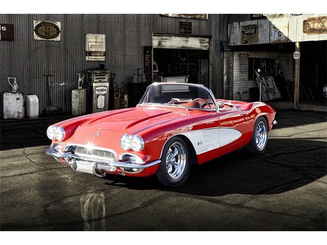 1961 Chevrolet Corvette | 930530