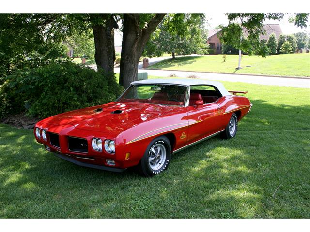 1970 Pontiac GTO (The Judge) | 930531