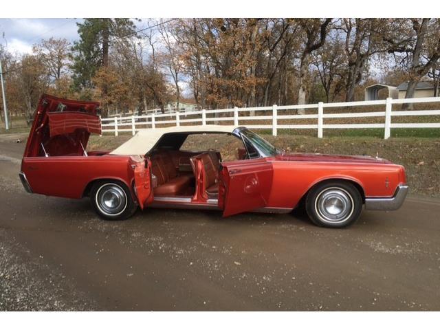 1966 Lincoln Continental | 935310