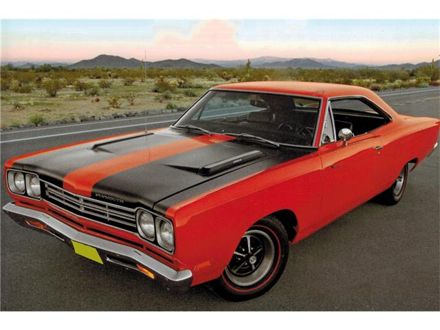 1969 Plymouth Road Runner | 935312