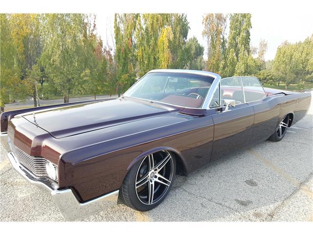 1966 Lincoln Continental | 935314