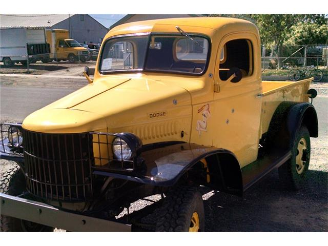 1942 Dodge Power Wagon | 935315