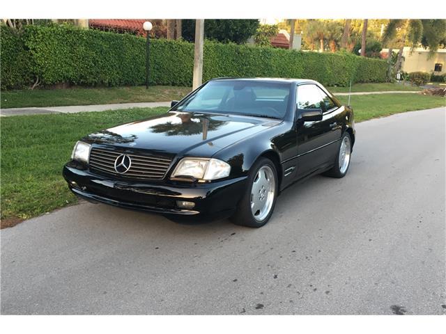 1997 Mercedes-Benz SL500 | 935324