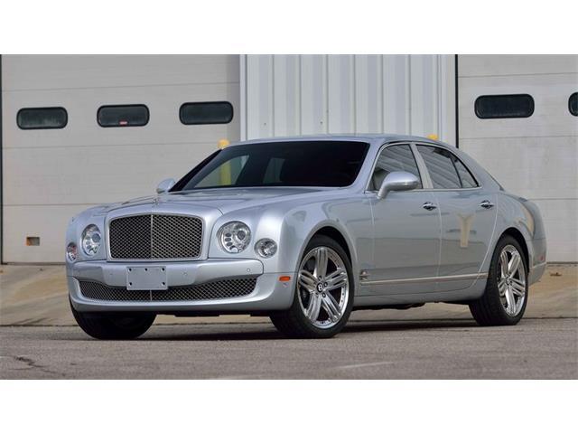 2013 Bentley Mulsanne S | 935332