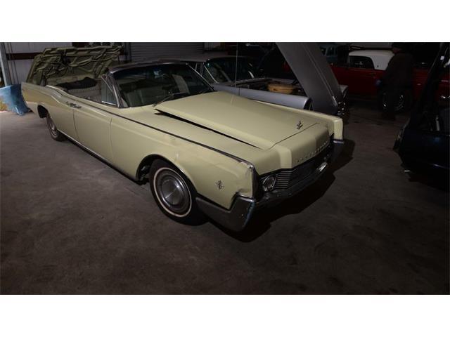 1966 Lincoln Continental | 935358