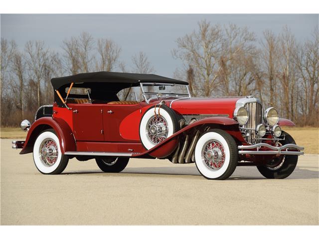 1930 Duesenberg Model J | 930538