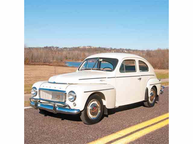 1958 Volvo PV444 | 935387