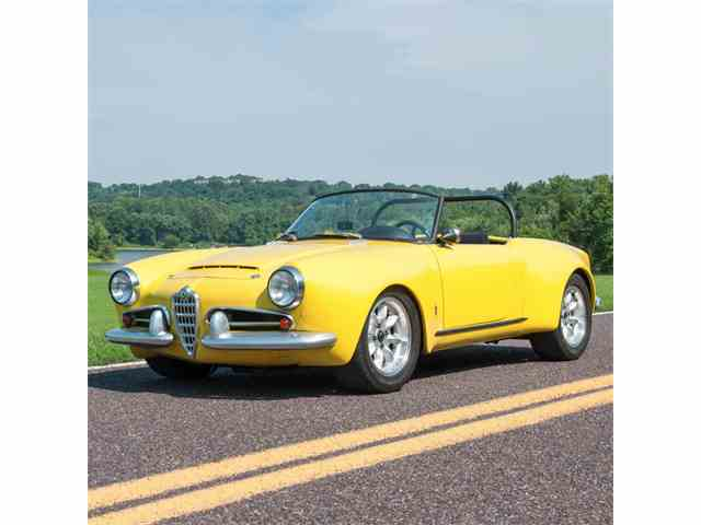 1957 Alfa Romeo Giulietta Spider | 935388