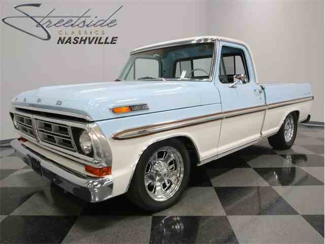 1971 Ford F100 | 935397