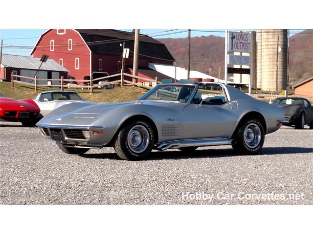 1971 Chevrolet Corvette | 930054