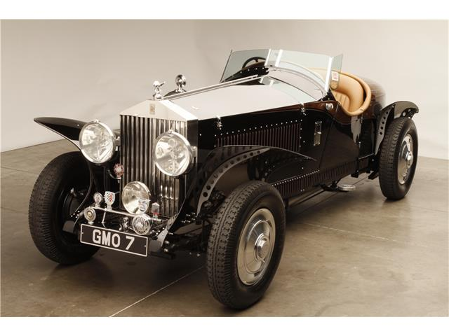 1938 Rolls-Royce 25/30 | 930540