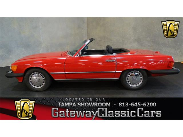 1988 Mercedes-Benz 560SL | 935400