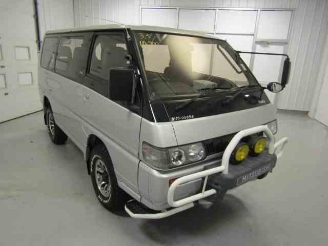 1991 Mitsubishi Delica | 935407