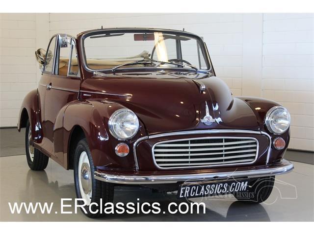 1958 Morris Minor Tourer | 935418