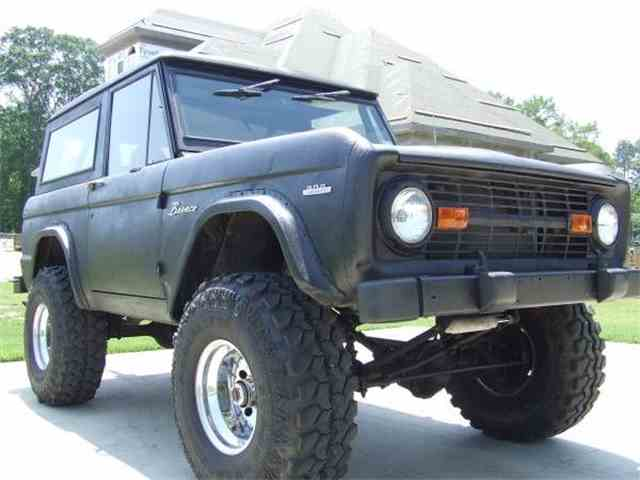 1969 Ford Bronco | 935426