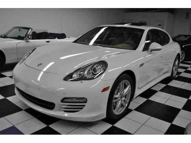 2011 Porsche Panamera | 935428