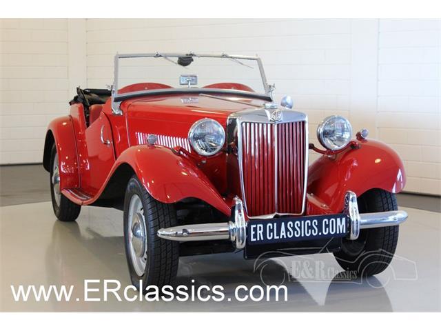 1953 MG TD | 935435