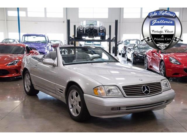 2000 Mercedes-Benz SL500 | 935452