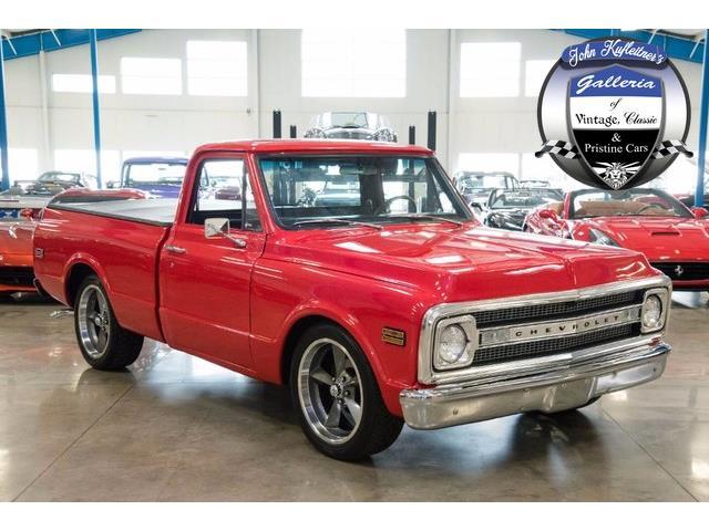 1969 Chevrolet C/K 10 | 935453