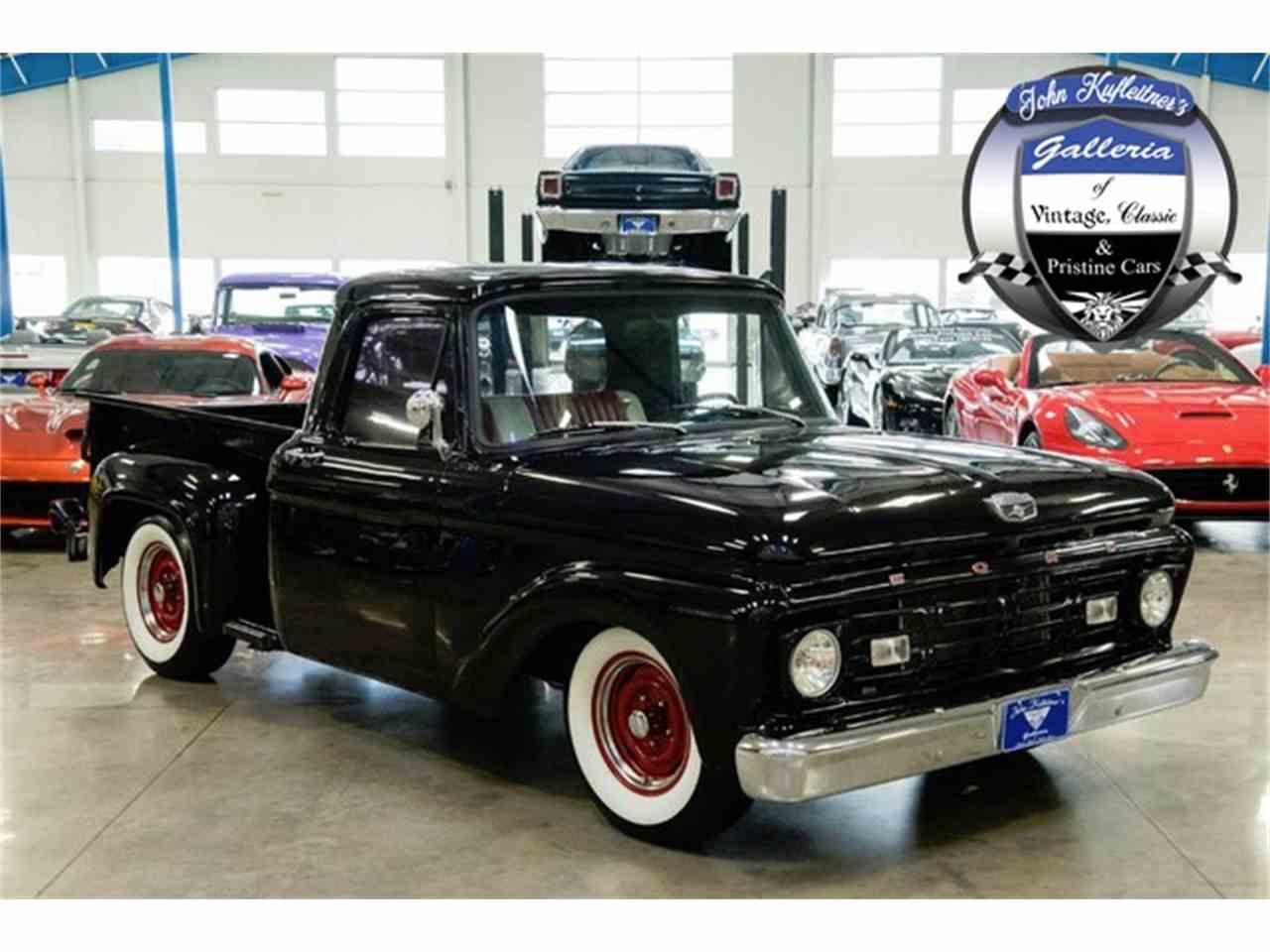 1964 ford f100 for sale cc 935454. Black Bedroom Furniture Sets. Home Design Ideas