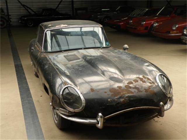 1967 Jaguar E-Type | 935457