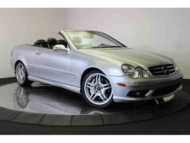 2005 Mercedes-Benz CLK-Class | 935460